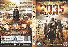 2035 - Forbidden Dimensions - DVD
