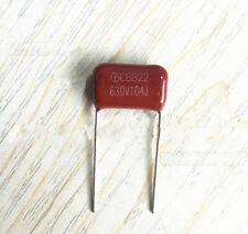 20pcs Metallized Film capacitors CBB22/ 104J/ 630V 0.1UF Lead spacing P=15mm