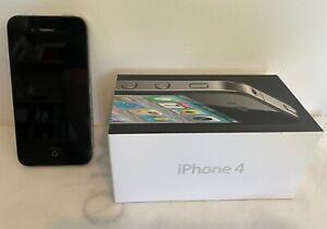 Apple iPhone 4 - 32GB - Black (Unlocked) A1332 (GSM) (AU Stock)