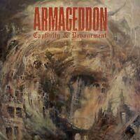 ARMAGEDDON - CAPTIVITY AND DEVOURMENT  CD NEW+