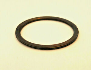 KOOD FLAT Step ring/Adapter with outer thread 43 mm down to 37 mm inner thread