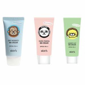 SKIN79 Animal BB Cream angry CAT dry MONKEY dark PANDA  30ml quick dispatch UK