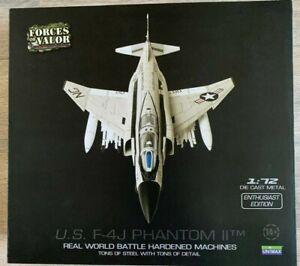 Forces Of Valor - 1:72 - U.S. F-4J Phantom II *ENTHUSIAST EDITION*