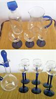 Servizio bicchieri in cristallo,12 posti tavola, acqua, vino, flute,liquore.45Pz