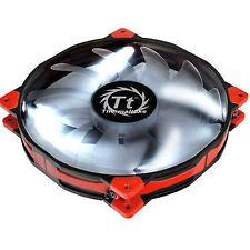 Thermaltake 200mm Luna 20 Series White LED High Airflow Case Fan