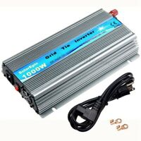 1000W 110V MPPT Solar Grid Pure Sine Wave Inverter For Wind Turbine Generator