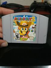 MARIO PARTY 2 Cartridge Nintendo 64 N64  Authentic Tested NICE!
