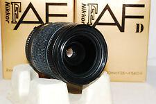 Hermosa Nikon Zoom-nikkor Af-d 28-80 Lente Con Garantía, para grandes Dslr