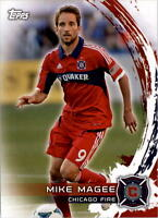 2014 Topps MLS Soccer Base Singles (Pick Your Cards)