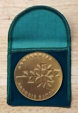1996 Atlanta Olympic Participation Medal Commemorating the Olympic Centennial