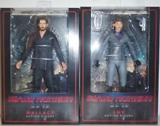 "WALLACE & LUV Blade Runner 2049 7"" Movie Figures Set of 2 Series 2 Neca 2018"