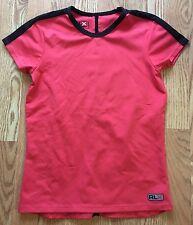 Ralph Lauren RLX Polo Sport Training Workout Shirt Size S Small Women's