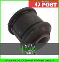 Fits MITSUBISHI DELICA PD4W/PD6W/PD8W - Rubber Suspension Bush Rear Rubber