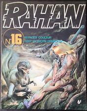 Rahan (1re Série - Vaillant) Trimestriel N°16 - Décembre 1975