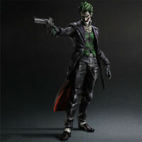 Batman: Arkham Origins The Joker Toy Boxed Figure Play Arts Kai Collection 10""