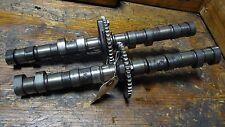 1984 HONDA CB700SC NIGHTHAWK HM713 ENGINE CAMSHAFT CAM SHAFT INTAKE EXHAUST
