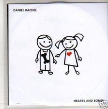 (M530) Daniel Rachel, Hearts And Bones - DJ CD
