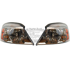 OEM NEW 2004-2007 Ford Freestar Headlight PAIR