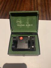 Jumelle Leitz Trinovid 8 X 20 C Et Boite D Origine - Leica