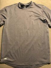Mens Nike Gray Fitted Shirt Medium M