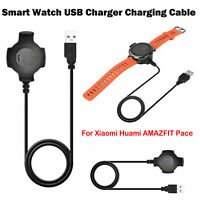 For Xiaomi Huami AMAZFIT Pace Smart Watch USB Charger Charging Cable Cradle