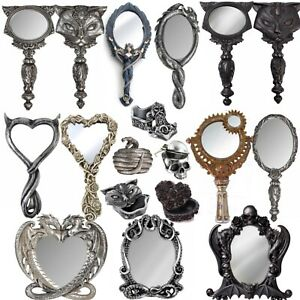 Alchemy Gothic Mirrors Trinket Boxes Jewerly Box Vanity Decor Holder YOU CHOOSE