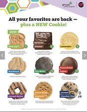ABC Bakers Girl Scout Cookies - YOUR CHOICE 💕💕Min. 5 If possible 💕