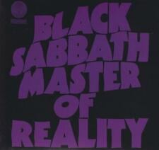 BLACK SABBATH - MASTER OF REALITY D/Remaster CD ~ OZZY OSBOURNE 70's GOTH *NEW*
