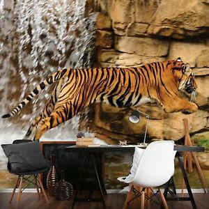 Fauna Vlies Fototapete XXL Tapete Poster 145620FW Löwe  Tiere