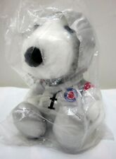 Metlife Peanuts Snoopy Plush Spaceman Astronaut New & Sealed