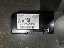 2011 DODGE DURANGO TELEMATICS COMMUNICATION MODULE P/N 05064635AK