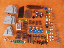 LEGO personaggio WESTERN INDIANI SOLDATI i resti la raccolta per Set 6769,6766,6765,6763