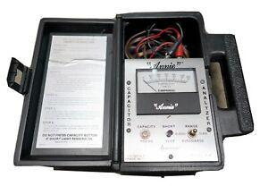 Vintage ANNIE MODEL A-4 Capacitor Analyzer USA Made, excellent condition.