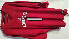 Adidas NCAA Jersey Louisiana Cajuns #1 Red sz 4X