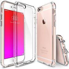 Clear Cushion Premium iPhone 6 PLUS 6s Plus Clear Case Bumper Scratch Resistant