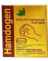 2 Pack Hamdard Hamdogen Vitality 50 Capsules For Men - Men Sexual Debility.