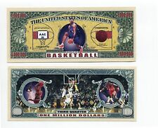 Basketball Million Dollar Bill