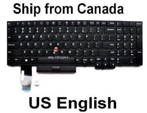 Keyboard for Lenovo Thinkpad Edge E580 E585 L580 - US English 01YP640 SN20P34175