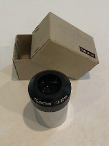 """Celestron eyepiece- Vintage 2"""" Erfle - 32mm Ocular Er.32mm"""