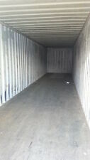 40' HC shipping container storage container conex box in Memphis, TN