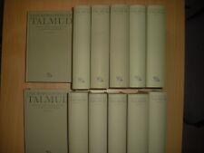 Der Babylonische Talmut - Nach der ersten zensurfreien Ausgabe / 12 Bände kompl.