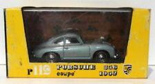 Voitures miniatures de tourisme avec support pour Porsche 1:43
