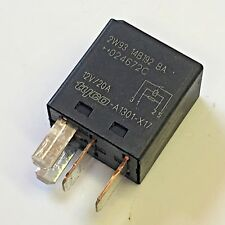 Ford Focus Mondeo Galaxy Black relay 2W93-14B192-BA Tyco V23074-A1301-X17 -#15
