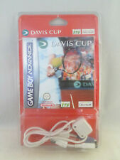 Nintendo Gameboy Advance GBA - Davis Cup + Link Cable NEW BLISTER SEALED