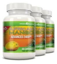 Pure African Mango Advanced 2400mg 180 Diet Capsules Evolution Slimming