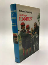 Speaking of Jennings by Buckeridge, Anthony Hardback Book