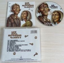 CD ALBUM VARIETY LES RITA MITSOUKO 12 TITRES 2007