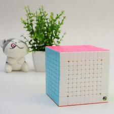 YuXin 10x10 Magic Cube Professional Ultra-smooth Speed Cube Puzzles Toys #117
