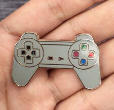 Nintendo playstation ps4 logo Badge Brooch Metal Pins Kids Otaku Game Gifts