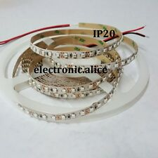 5M 3528 SMD 600Leds Ultraviolet UV 395nm- Non-Waterproof LED Strip 12V White PCB